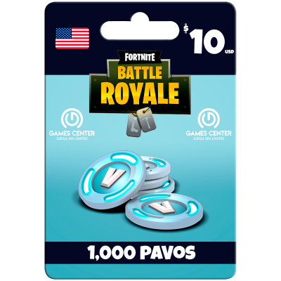 Fortnite: paVos – USA – PS4