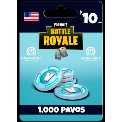 Fortnite: paVos – USA – PS4