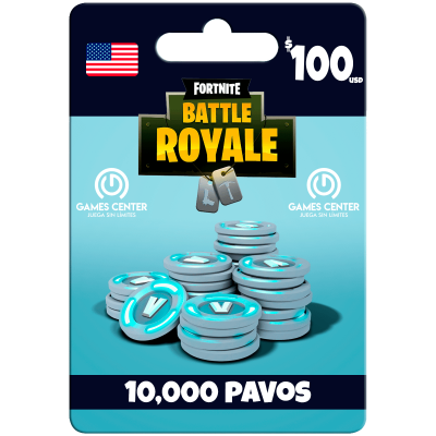 Fortnite: 10.000 paVos...