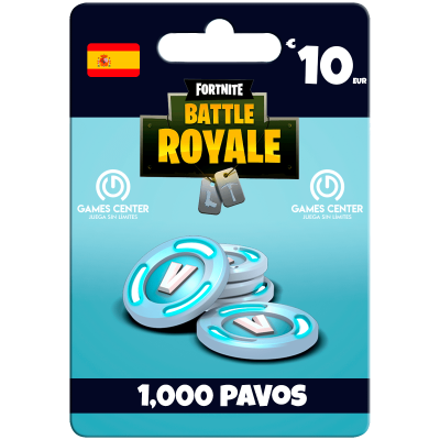 Fortnite: 1.000 paVos –...