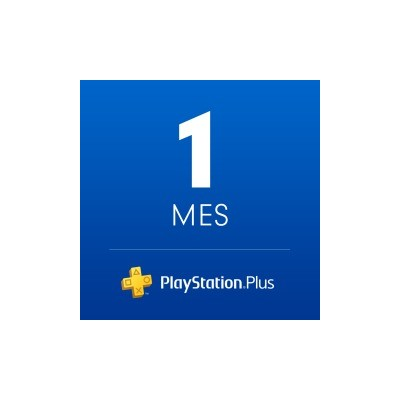 PSN Plus : Suscripción de 1 Mes [In-Account]