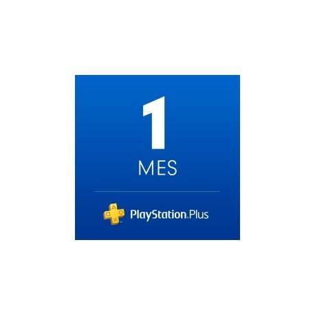 PSN Plus : Suscripción de 1 Mes [In-Account]
