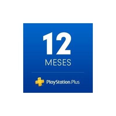 PSN Plus : Suscripción de 12 Meses [In-Account]
