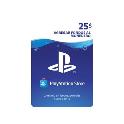 25$ - PlayStation Store...