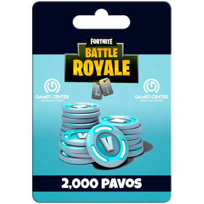 Fortnite: 2.000 paVos – PS4 [In-PSN]