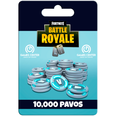 Fortnite: 10.000 paVos (+3500 bonus) – PS4 [In-PSN]