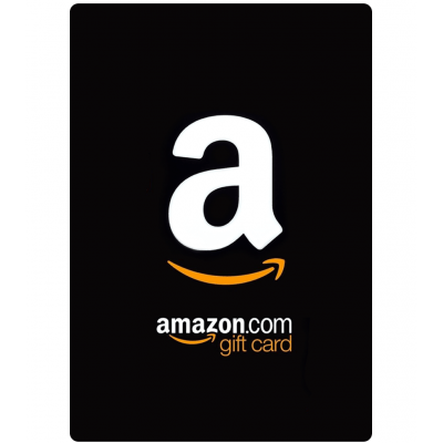 50$ - Amazon Gift Card (US)
