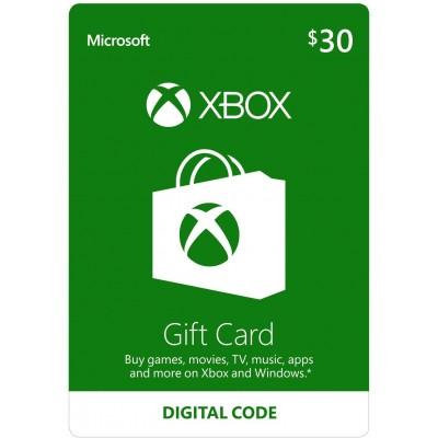 Xbox Gift Card (EEUU)