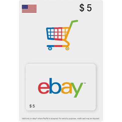 eBay Gift Card (EEUU)