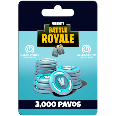 Fortnite: 3.000 paVos – PS4 [In-PSN]