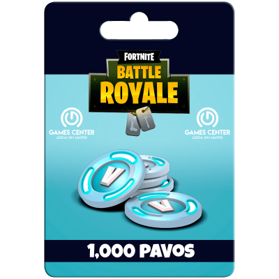 Fortnite: 1.000 paVos – PS4 [In-PSN]