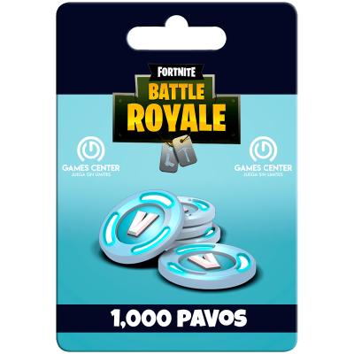 Fortnite: 1.000 paVos – PS4 [In-PSN]