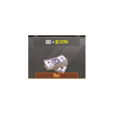Pubg Mobile: 180 Money + 10...