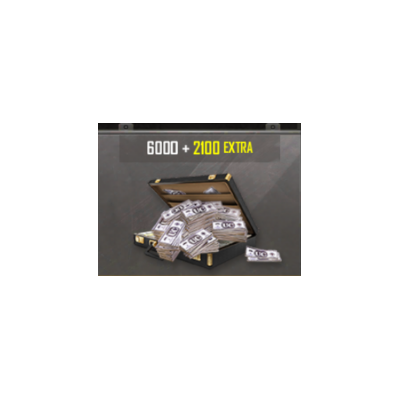 Pubg Mobile: 6000 Money +...