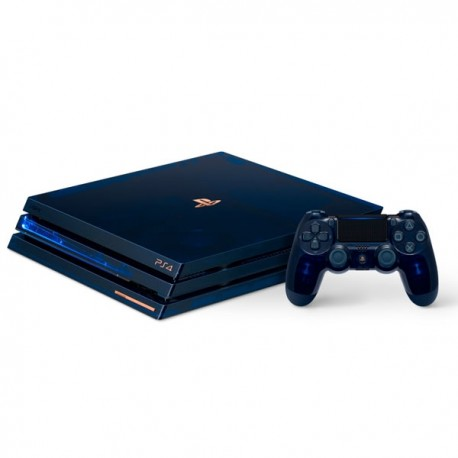 Consola Playstation 4 PRO : 2TB - 500 MILLION LIMITED EDITION