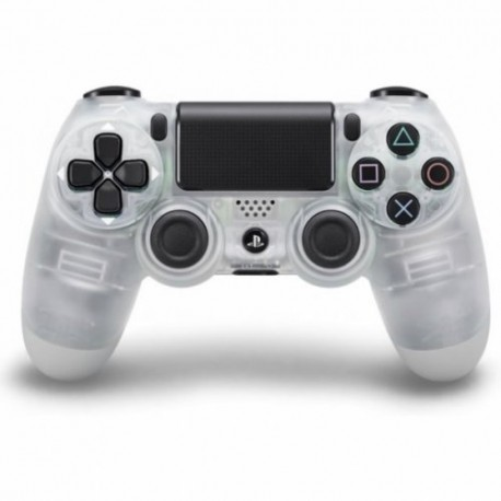 Control PS4 / PS3 : Dualshock 4 V2 - Crystal White