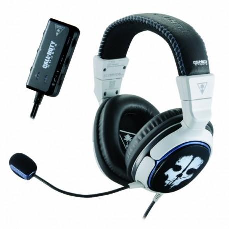 Headset EAR FORCE SPECTRE COD: GHOST TURTLE BEACH - PS3-PS4-XB-PC