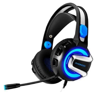 Headset PHOINIKAS GAMING H4...