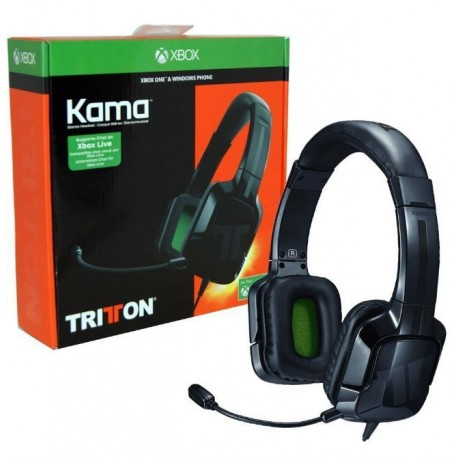 Headset KAMA TRITTON PS4 / XBOX ONE